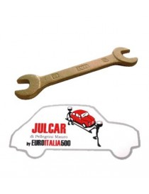 Chiave fissa 13/17 per scatola attrezzi Fiat 500