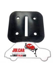 Guarnizione sportello bocchetta aria riscaldamento posteriore Fiat 500