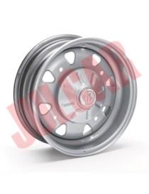 """Cerchio ruota in ferro CMR  4,5"""" R12 con coppetta cromata Alta Qualità Fiat 500"""