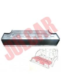 Lamierato riparazione seduta posteriore Fiat 500