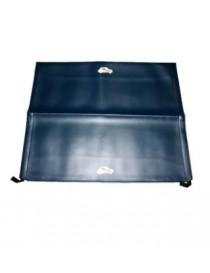 Capote blu completa di telaio Fiat 500 F/L/R