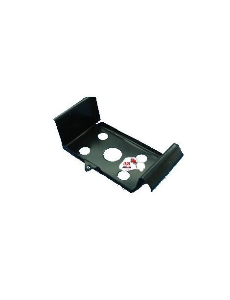 Cassetto porta batteria Fiat 500