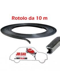 Canalina scorrivetro armata ( Rotolo da 10 m ) Fiat 500