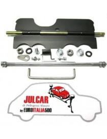 Kit riparazione scatola termostatica con sportello Fiat 500