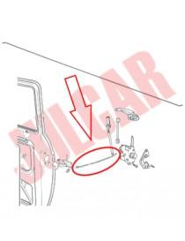 Asta lunga collegamento serratura e maniglia apriporta Fiat 500 F/L/R