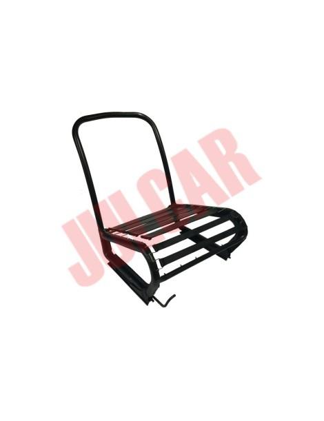 Telaio sedile anteriore fisso con cinghie Fiat 500