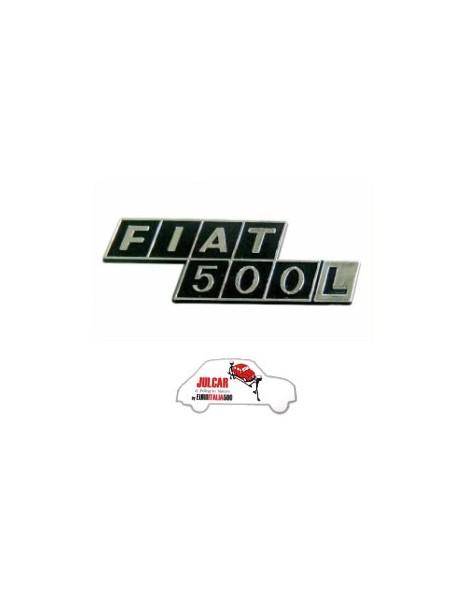 Fregio posteriore Fiat 500 L in plastica