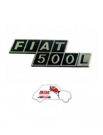 Fregio posteriore Fiat 500 L in zama