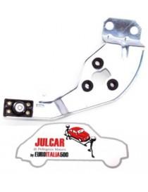 Piastra meccanismo tergi Fiat 500 F/L/R/Giard