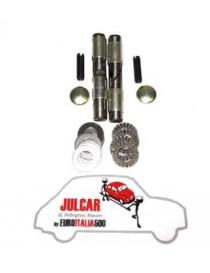 Kit di revisione fuselli con cuscinetti Fiat 500/126