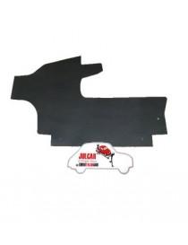 Tappeto rivestimento cofano anteriore Fiat 500 F / L / R / Giard