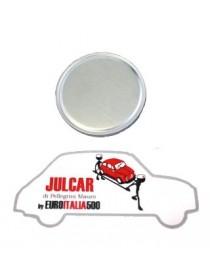 Tappo coperchio filtro aria sportivo Fiat 500/126