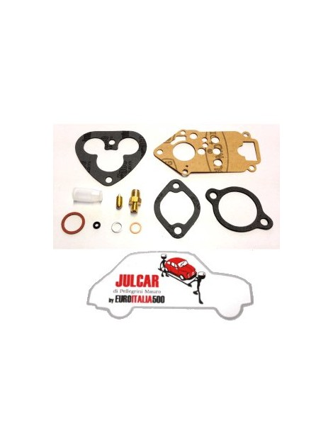 Kit revisione carburatore Weber 26 IMB Fiat 500