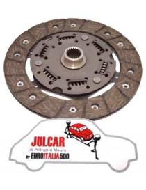 Disco frizione con molle parastrappi Fiat 500 F/L/R/126