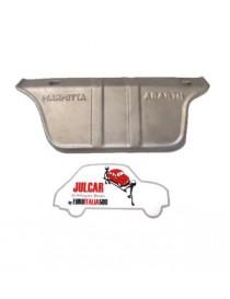 Carter riparo marmitta Abarth Fiat 500