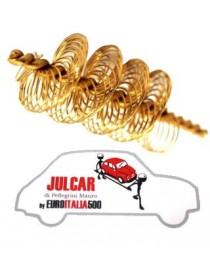 Filtrino spegnifiamma tubo sfiato olio coperchio punterie Fiat 500/126
